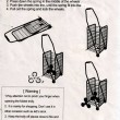 "these are the real, unaltered instructions for a ""cart"" I got. as you can tell t..."